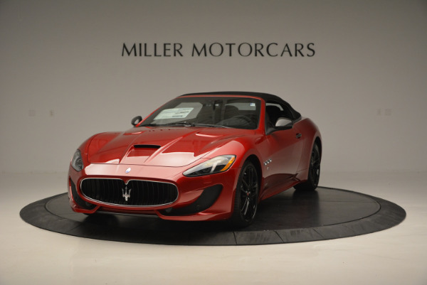 New 2017 Maserati GranTurismo Sport Special Edition for sale Sold at Rolls-Royce Motor Cars Greenwich in Greenwich CT 06830 2