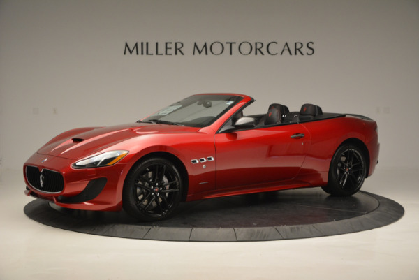 New 2017 Maserati GranTurismo Sport Special Edition for sale Sold at Rolls-Royce Motor Cars Greenwich in Greenwich CT 06830 3