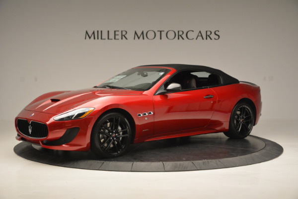 New 2017 Maserati GranTurismo Sport Special Edition for sale Sold at Rolls-Royce Motor Cars Greenwich in Greenwich CT 06830 4
