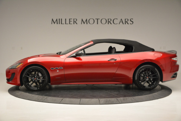 New 2017 Maserati GranTurismo Sport Special Edition for sale Sold at Rolls-Royce Motor Cars Greenwich in Greenwich CT 06830 6