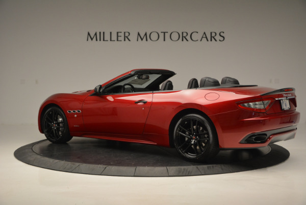 New 2017 Maserati GranTurismo Sport Special Edition for sale Sold at Rolls-Royce Motor Cars Greenwich in Greenwich CT 06830 7