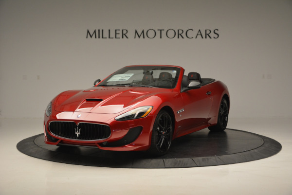New 2017 Maserati GranTurismo Sport Special Edition for sale Sold at Rolls-Royce Motor Cars Greenwich in Greenwich CT 06830 1