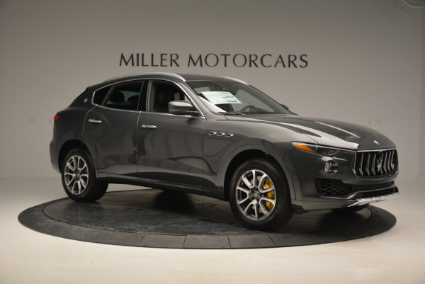 Used 2017 Maserati Levante S Ex Service Loaner for sale Sold at Rolls-Royce Motor Cars Greenwich in Greenwich CT 06830 10