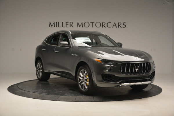 Used 2017 Maserati Levante S Ex Service Loaner for sale Sold at Rolls-Royce Motor Cars Greenwich in Greenwich CT 06830 11