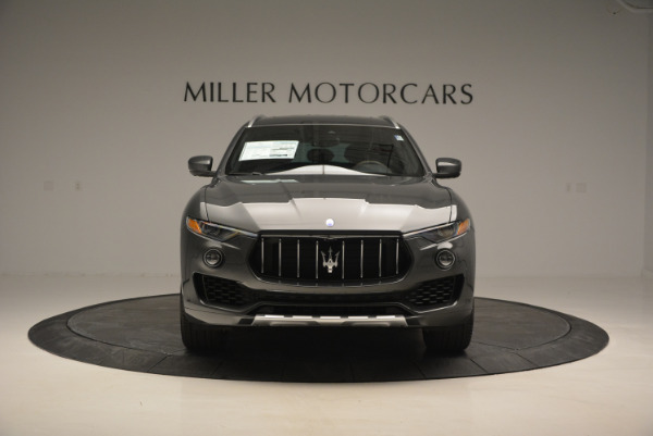 Used 2017 Maserati Levante S Ex Service Loaner for sale Sold at Rolls-Royce Motor Cars Greenwich in Greenwich CT 06830 12