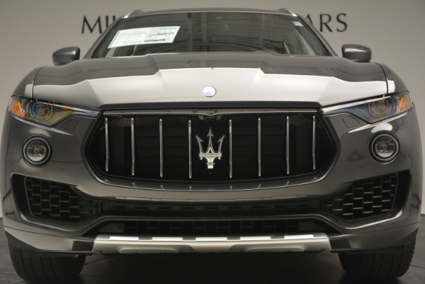 Used 2017 Maserati Levante S Ex Service Loaner for sale Sold at Rolls-Royce Motor Cars Greenwich in Greenwich CT 06830 13