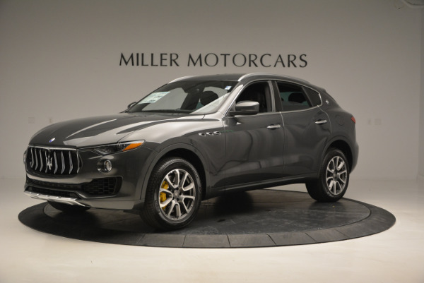 Used 2017 Maserati Levante S Ex Service Loaner for sale Sold at Rolls-Royce Motor Cars Greenwich in Greenwich CT 06830 2