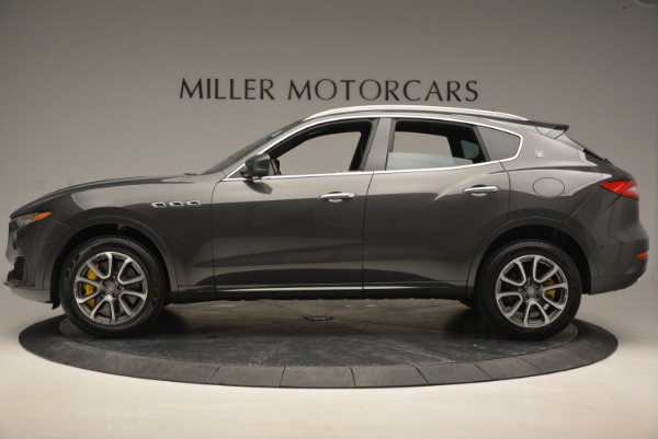 Used 2017 Maserati Levante S Ex Service Loaner for sale Sold at Rolls-Royce Motor Cars Greenwich in Greenwich CT 06830 3