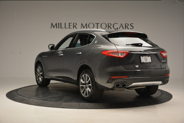 Used 2017 Maserati Levante S Ex Service Loaner for sale Sold at Rolls-Royce Motor Cars Greenwich in Greenwich CT 06830 5
