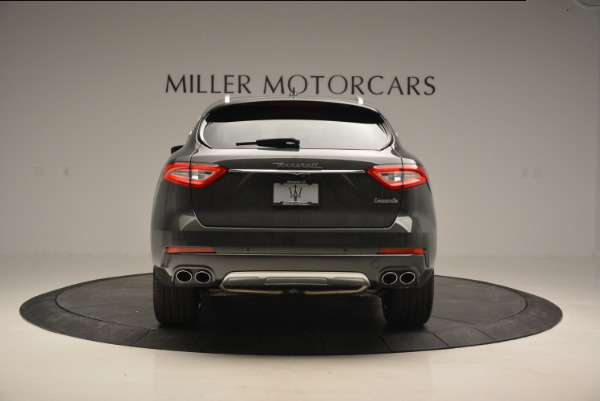 Used 2017 Maserati Levante S Ex Service Loaner for sale Sold at Rolls-Royce Motor Cars Greenwich in Greenwich CT 06830 6