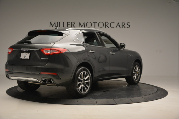 Used 2017 Maserati Levante S Ex Service Loaner for sale Sold at Rolls-Royce Motor Cars Greenwich in Greenwich CT 06830 7