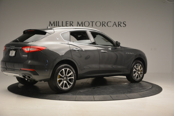 Used 2017 Maserati Levante S Ex Service Loaner for sale Sold at Rolls-Royce Motor Cars Greenwich in Greenwich CT 06830 8
