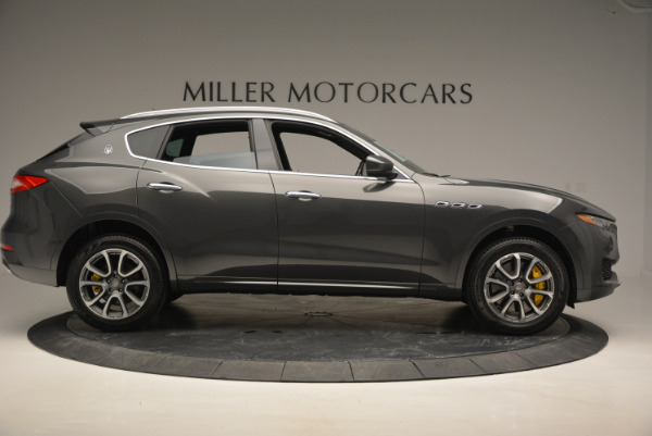 Used 2017 Maserati Levante S Ex Service Loaner for sale Sold at Rolls-Royce Motor Cars Greenwich in Greenwich CT 06830 9