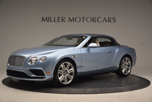 New 2017 Bentley Continental GT V8 for sale Sold at Rolls-Royce Motor Cars Greenwich in Greenwich CT 06830 14