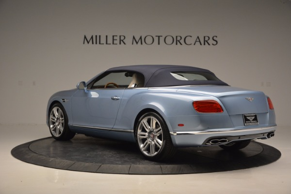 New 2017 Bentley Continental GT V8 for sale Sold at Rolls-Royce Motor Cars Greenwich in Greenwich CT 06830 17