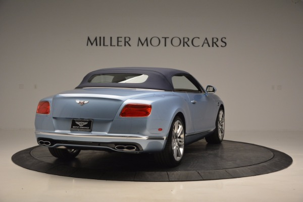 New 2017 Bentley Continental GT V8 for sale Sold at Rolls-Royce Motor Cars Greenwich in Greenwich CT 06830 19