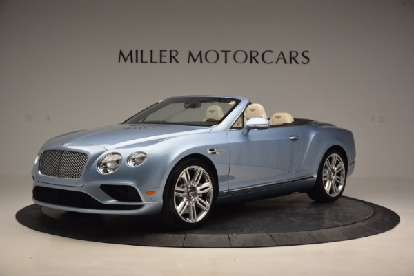 New 2017 Bentley Continental GT V8 for sale Sold at Rolls-Royce Motor Cars Greenwich in Greenwich CT 06830 2