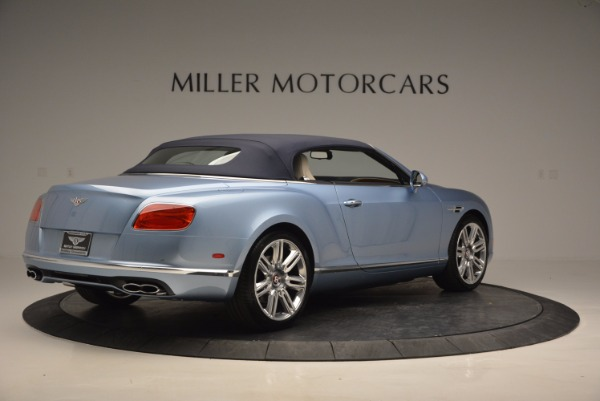 New 2017 Bentley Continental GT V8 for sale Sold at Rolls-Royce Motor Cars Greenwich in Greenwich CT 06830 21