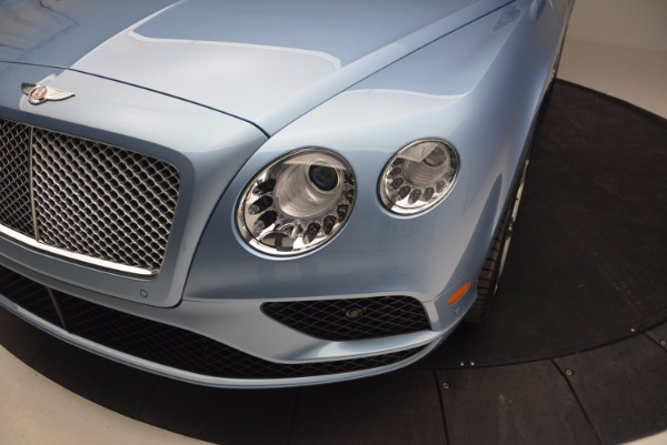 New 2017 Bentley Continental GT V8 for sale Sold at Rolls-Royce Motor Cars Greenwich in Greenwich CT 06830 27
