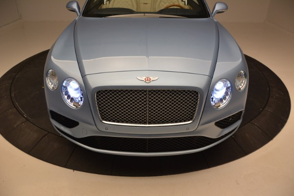 New 2017 Bentley Continental GT V8 for sale Sold at Rolls-Royce Motor Cars Greenwich in Greenwich CT 06830 28