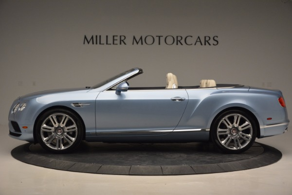 New 2017 Bentley Continental GT V8 for sale Sold at Rolls-Royce Motor Cars Greenwich in Greenwich CT 06830 3