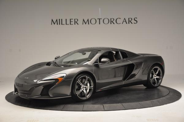 Used 2016 McLaren 650S SPIDER Convertible for sale Sold at Rolls-Royce Motor Cars Greenwich in Greenwich CT 06830 14