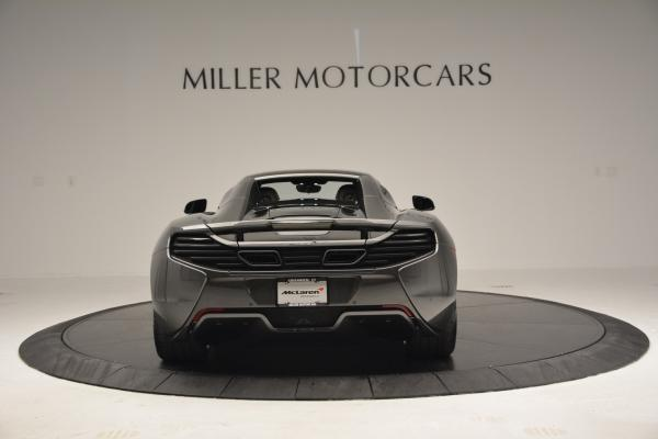 Used 2016 McLaren 650S SPIDER Convertible for sale Sold at Rolls-Royce Motor Cars Greenwich in Greenwich CT 06830 16