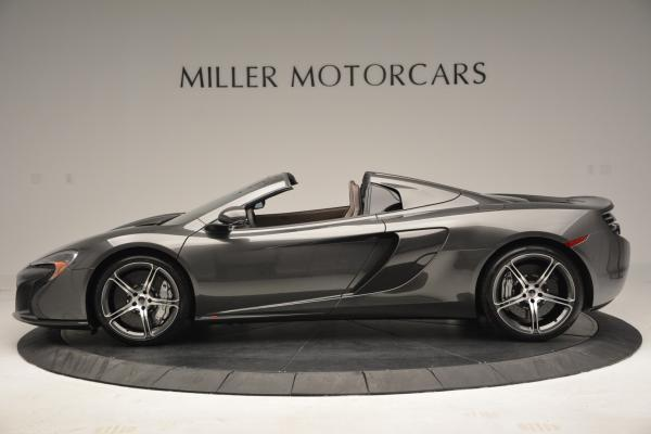 Used 2016 McLaren 650S SPIDER Convertible for sale Sold at Rolls-Royce Motor Cars Greenwich in Greenwich CT 06830 3