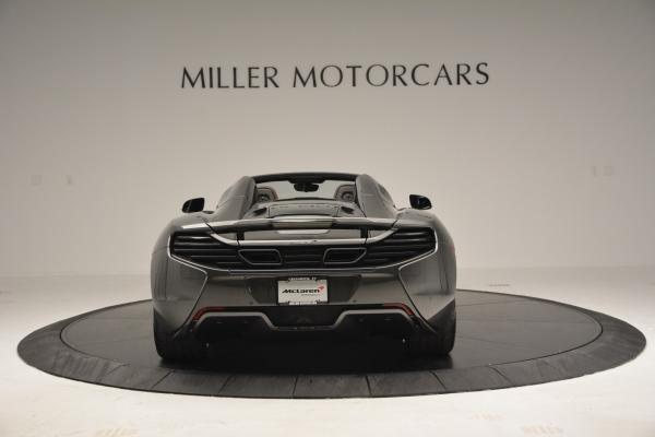 Used 2016 McLaren 650S SPIDER Convertible for sale Sold at Rolls-Royce Motor Cars Greenwich in Greenwich CT 06830 6