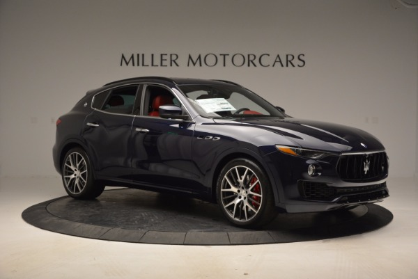 New 2017 Maserati Levante S Q4 for sale Sold at Rolls-Royce Motor Cars Greenwich in Greenwich CT 06830 10