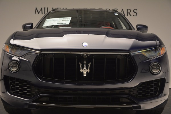 New 2017 Maserati Levante S Q4 for sale Sold at Rolls-Royce Motor Cars Greenwich in Greenwich CT 06830 13
