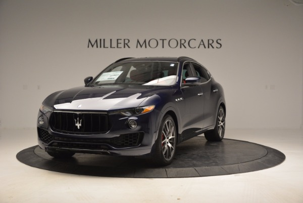 New 2017 Maserati Levante S Q4 for sale Sold at Rolls-Royce Motor Cars Greenwich in Greenwich CT 06830 2