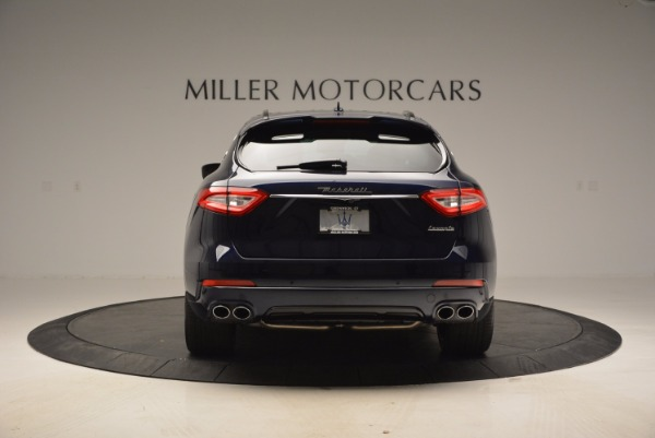 New 2017 Maserati Levante S Q4 for sale Sold at Rolls-Royce Motor Cars Greenwich in Greenwich CT 06830 6