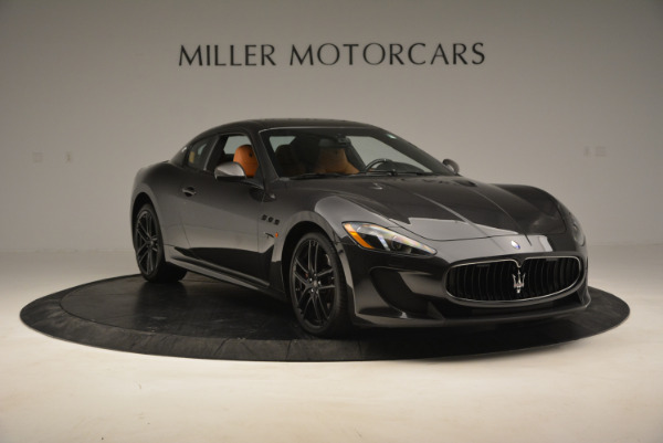 Used 2013 Maserati GranTurismo MC for sale Sold at Rolls-Royce Motor Cars Greenwich in Greenwich CT 06830 11