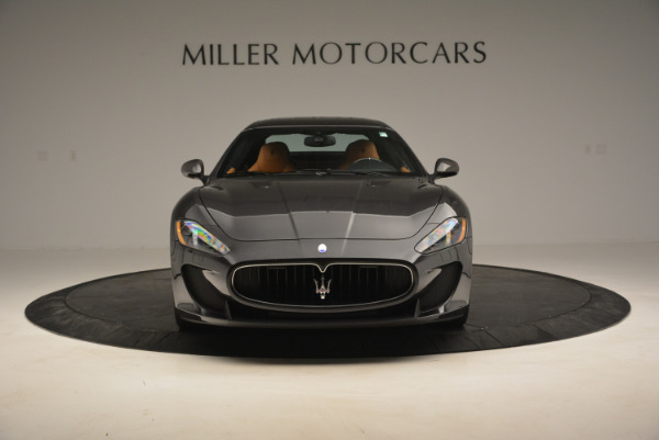 Used 2013 Maserati GranTurismo MC for sale Sold at Rolls-Royce Motor Cars Greenwich in Greenwich CT 06830 12
