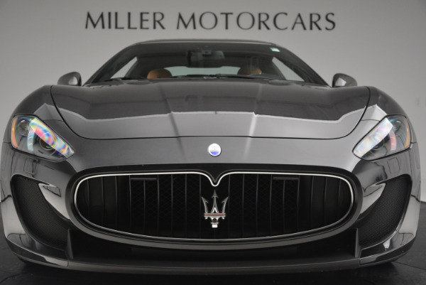 Used 2013 Maserati GranTurismo MC for sale Sold at Rolls-Royce Motor Cars Greenwich in Greenwich CT 06830 13