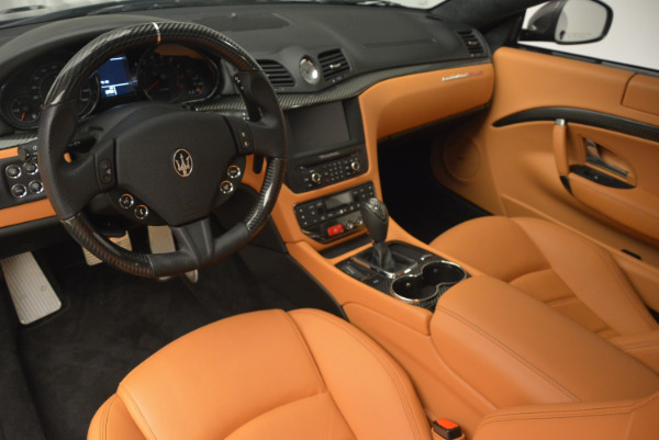 Used 2013 Maserati GranTurismo MC for sale Sold at Rolls-Royce Motor Cars Greenwich in Greenwich CT 06830 15