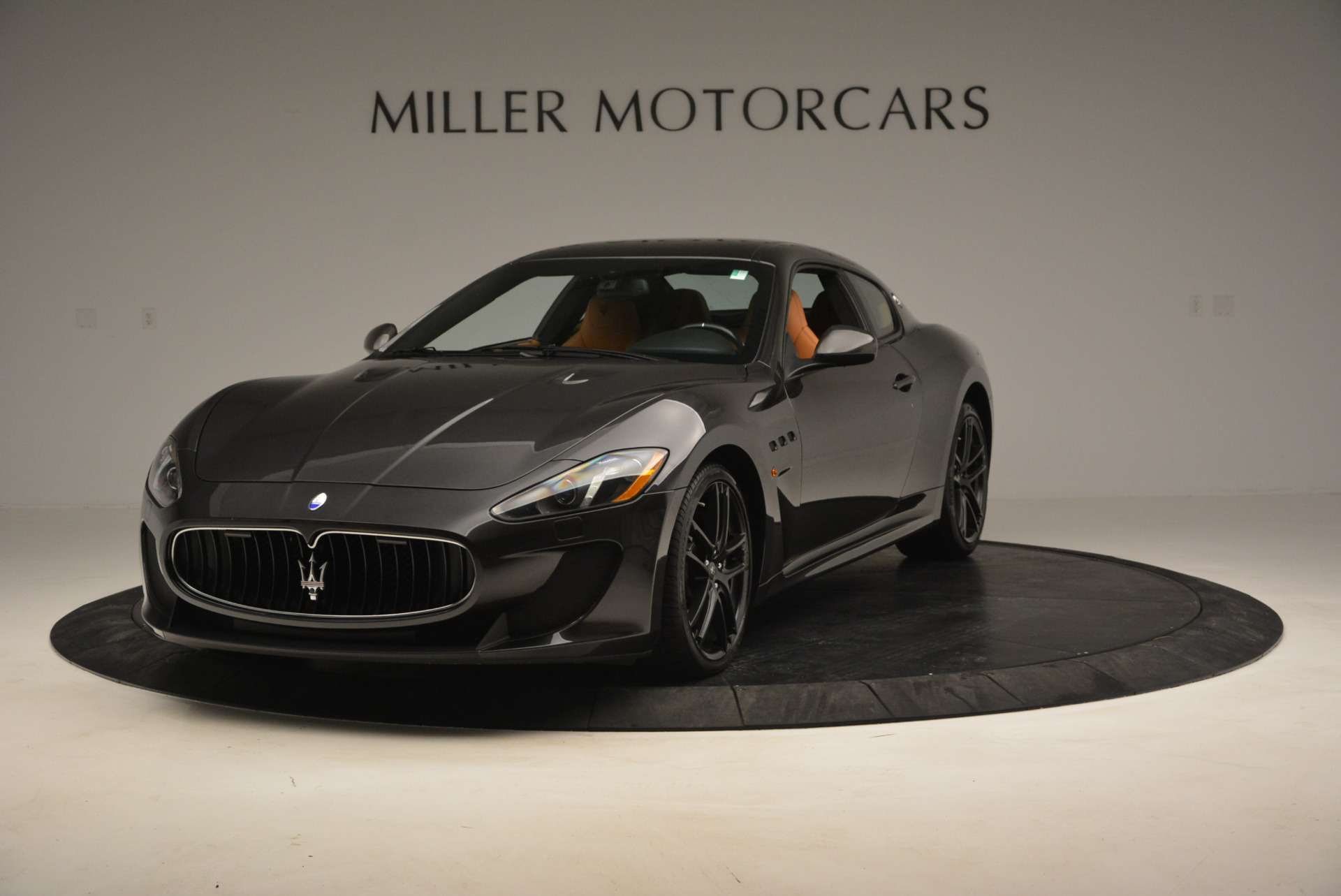 Used 2013 Maserati GranTurismo MC for sale Sold at Rolls-Royce Motor Cars Greenwich in Greenwich CT 06830 1