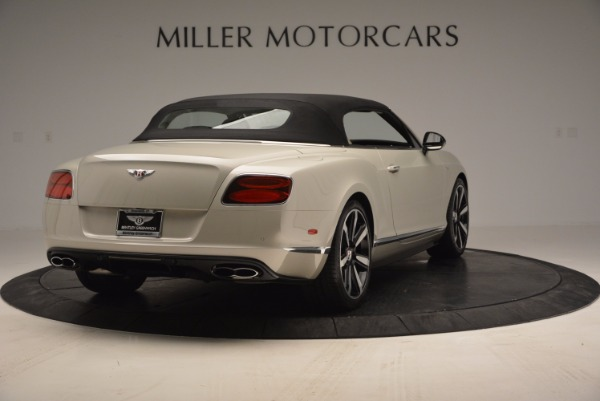 Used 2014 Bentley Continental GT V8 S for sale Sold at Rolls-Royce Motor Cars Greenwich in Greenwich CT 06830 20
