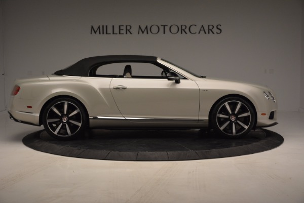 Used 2014 Bentley Continental GT V8 S for sale Sold at Rolls-Royce Motor Cars Greenwich in Greenwich CT 06830 22