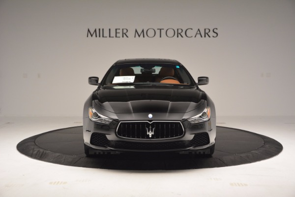 Used 2017 Maserati Ghibli S Q4 EX-Loaner for sale Sold at Rolls-Royce Motor Cars Greenwich in Greenwich CT 06830 12