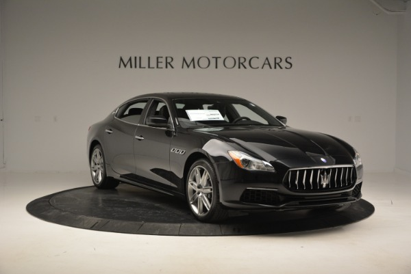 New 2017 Maserati Quattroporte S Q4 GranLusso for sale Sold at Rolls-Royce Motor Cars Greenwich in Greenwich CT 06830 11