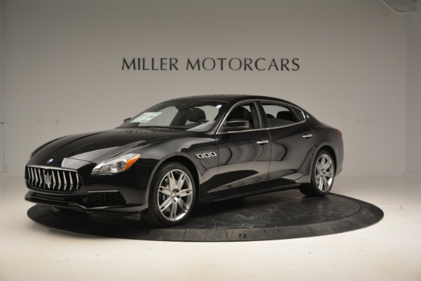 New 2017 Maserati Quattroporte S Q4 GranLusso for sale Sold at Rolls-Royce Motor Cars Greenwich in Greenwich CT 06830 2