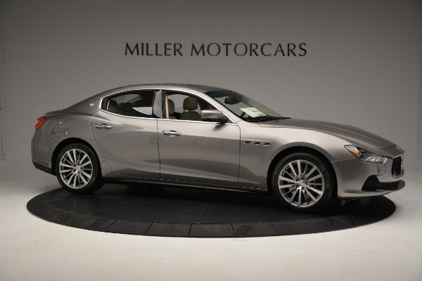 New 2017 Maserati Ghibli S Q4 for sale Sold at Rolls-Royce Motor Cars Greenwich in Greenwich CT 06830 10