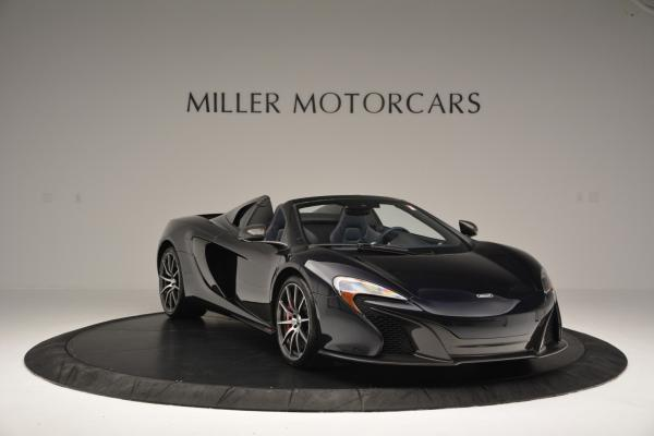 New 2016 McLaren 650S Spider for sale Sold at Rolls-Royce Motor Cars Greenwich in Greenwich CT 06830 11