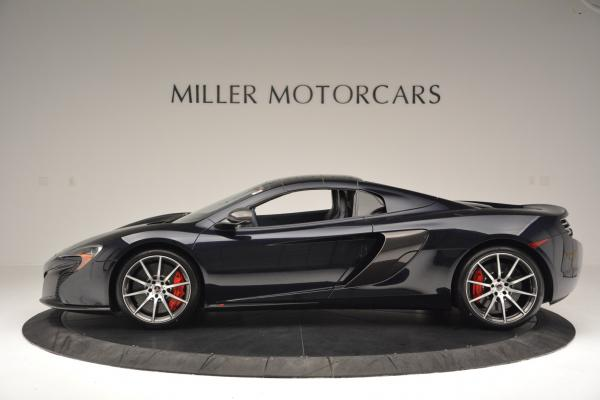 New 2016 McLaren 650S Spider for sale Sold at Rolls-Royce Motor Cars Greenwich in Greenwich CT 06830 16