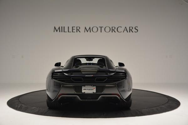 New 2016 McLaren 650S Spider for sale Sold at Rolls-Royce Motor Cars Greenwich in Greenwich CT 06830 18