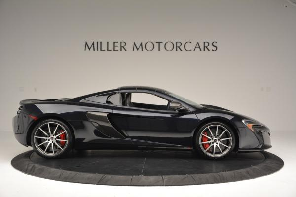 New 2016 McLaren 650S Spider for sale Sold at Rolls-Royce Motor Cars Greenwich in Greenwich CT 06830 20