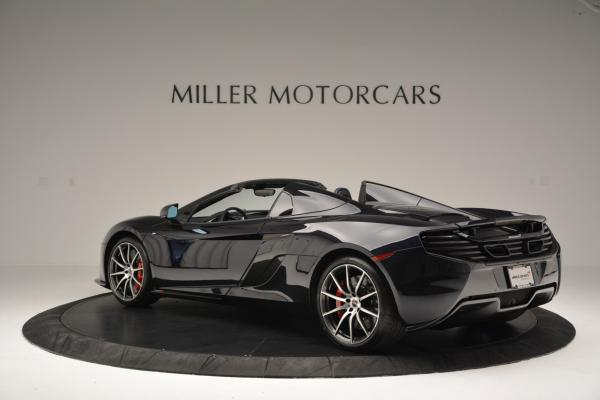 New 2016 McLaren 650S Spider for sale Sold at Rolls-Royce Motor Cars Greenwich in Greenwich CT 06830 4