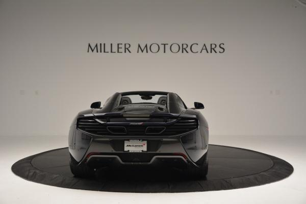 New 2016 McLaren 650S Spider for sale Sold at Rolls-Royce Motor Cars Greenwich in Greenwich CT 06830 6
